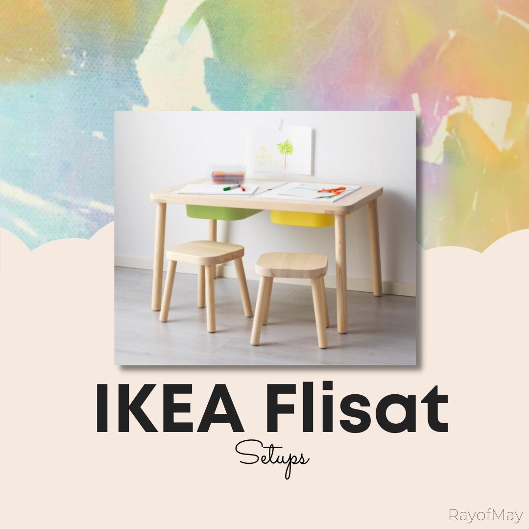 IKEA Flisat Setups