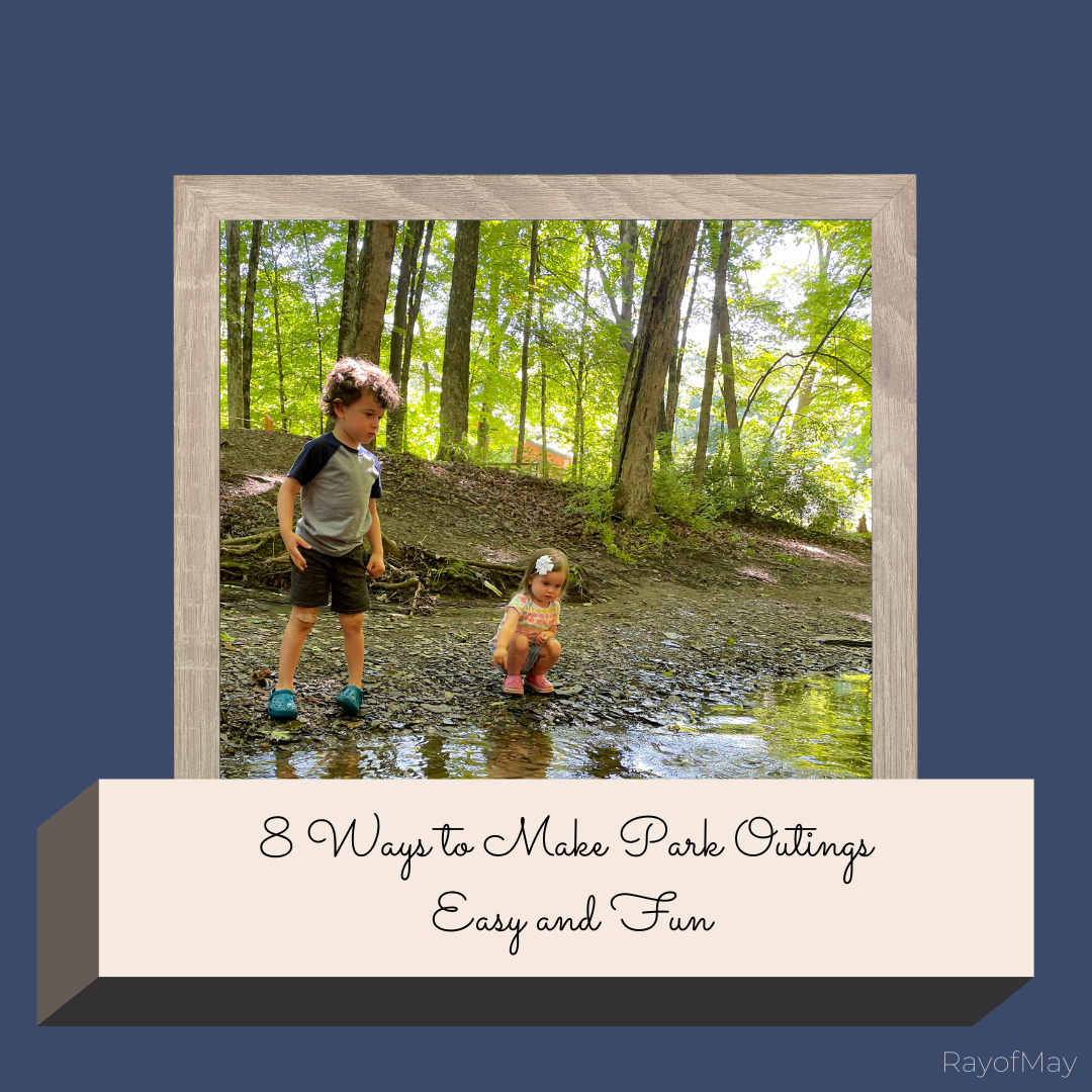 8 Ways to Make Park Outings Easy and Fun